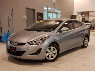 Used 2016 Hyundai Elantra L+-AUTOMATIC-A/C-ONLY 30KM for sale in York, ON