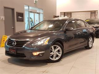 Used 2013 Nissan Altima 2.5 SL-AUTO-NAVIGATION-CAMERA-LEATHER-SUNROOF for sale in York, ON
