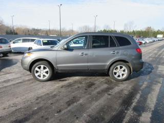 Used 2009 Hyundai Santa Fe Limited AWD for sale in Cayuga, ON