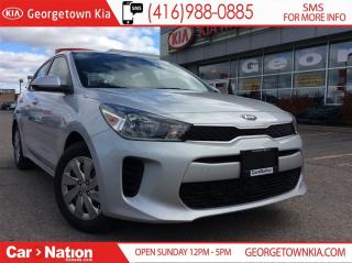 Used 2018 Kia Rio LX+ MT | $109 BI-WEEKLY | MULTIPLE COLOURS for sale in Georgetown, ON