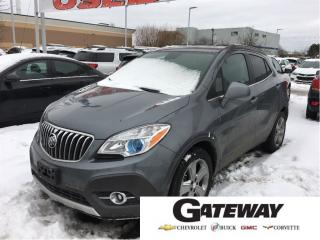 Used 2013 Buick Encore Leather|POWER GROUP|BLUETOOTH| for sale in Brampton, ON