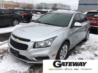 Used 2015 Chevrolet Cruze 1LT|BLUETOOTH|REAR CAMERA|REMOTE for sale in Brampton, ON