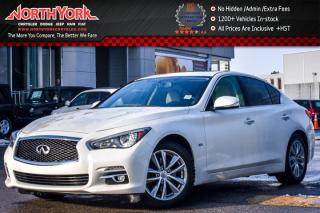 Used 2016 Infiniti Q50 3.0t AWD|Sunroof|Nav|Bluetooth|Sat|Backup_Cam|17