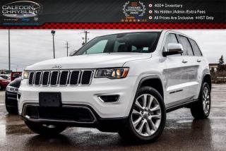 Used 2017 Jeep Grand Cherokee Limited|4x4|Navi|Backup Cam|Bluetooth|R-Start|Leather|Heated Seats|20