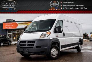 Used 2017 RAM Cargo Van ProMaster 3500 High Roof 159