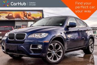 Used 2014 BMW X6 xDrive35i Navi Sunroof Backup Cam Bluetooth Leather Heated Front Seats 20