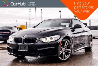 Used 2014 BMW 4 Series 435i xDrive|Navi|Sunroof|Backup Cam|Bluetooth|Leather|Heated Front Seats|19