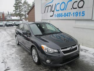 Used 2013 Subaru Impreza 2.0i Sport Package for sale in North Bay, ON