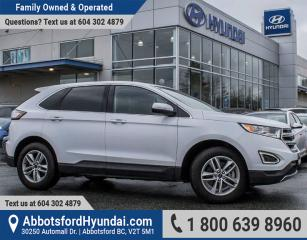 Used 2017 Ford Edge SEL GREAT CONDITION & ACCIDENT FREE for sale in Abbotsford, BC