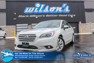 Used 2015 Subaru Legacy 3.6R TOURING AWD! SUNROOF! REAR CAMERA! BLINDSPOT MONITOR! HEATED SEATS! PWR SEAT! TOUCH SCREEN! for sale in Guelph, ON