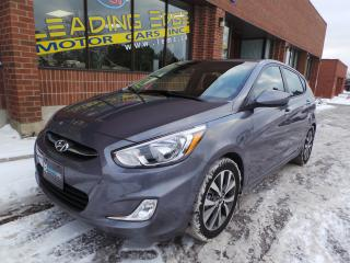 Used 2017 Hyundai Accent SE Sunroof, Heated Seats, Alloys for sale in Woodbridge, ON