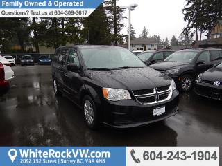 Used 2016 Dodge Grand Caravan SE/SXT Remote Keyless Entry, Perimeter/Approach Lights & Cruise Control for sale in Surrey, BC