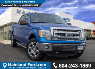 Used 2013 Ford F-150 XLT ***BC VEHICLE*** for sale in Surrey, BC
