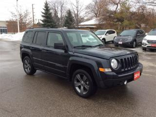 Used 2014 Jeep Patriot SPORT for sale in Milton, ON