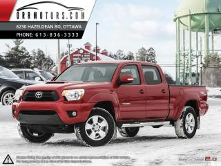 Used 2013 Toyota Tacoma DOUBLE CAB TRD PKG for sale in Stittsville, ON