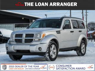 Used 2009 Dodge Nitro for sale in Barrie, ON