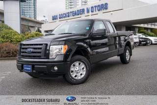 Used 2012 Ford F-150 STX SuperCab 4WD for sale in Vancouver, BC