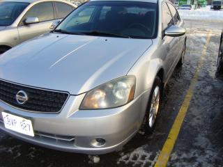 Used 2006 Nissan Altima 2.5S for sale in London, ON