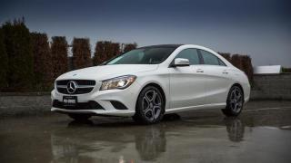 Used 2015 Mercedes-Benz CLA250 4MATIC Coupe for sale in Vancouver, BC
