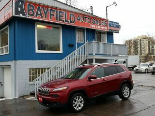 Used 2014 Jeep Cherokee North V6 **Alloys/Heated Seats/Heated Steering Wheel!** for sale in Barrie, ON