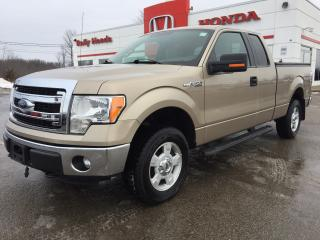 Used 2014 Ford F-150 XLT 4WD for sale in Smiths Falls, ON