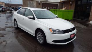Used 2014 Volkswagen Jetta Comfortline/NO ACCIDENT/SUNROOF/IMMACULATE $12900 for sale in Brampton, ON