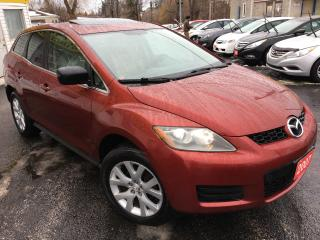 Used 2007 Mazda CX-7 GT / Auto / Leather / Sunroof / Fully Loaded!! for sale in Scarborough, ON