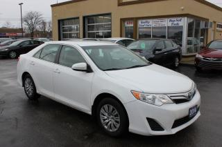 Used 2014 Toyota Camry LE for sale in Brampton, ON