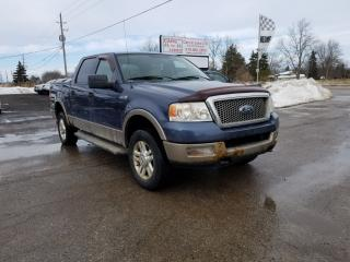 Used 2004 Ford F-150 Lariat for sale in Komoka, ON