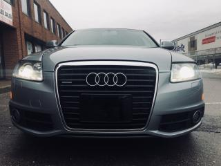 Used 2011 Audi A6 3.0L T Progressiv S Line for sale in Mississauga, ON