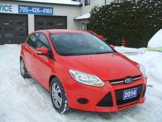 Used 2014 Ford Focus SE, HATCHBACK for sale in Beaverton, ON