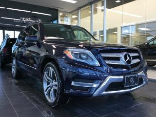 Used 2014 Mercedes-Benz GLK-Class AWD, NAVI, ACCIDENT FREE for sale in Edmonton, AB
