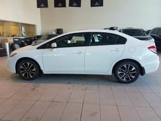 Used 2014 Honda Civic EX - Heated Seats, Sunroof + Bluetooth! for sale in Red Deer, AB