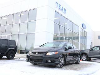 Used 2012 Honda Civic SI for sale in Edmonton, AB