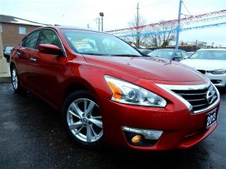 Used 2013 Nissan Altima 2.5 SV | TECH PKG | NAVIGATION.CAMERA | P.SUNROOF for sale in Kitchener, ON