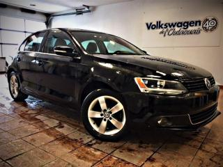 Used 2014 Volkswagen Jetta Comfortline 1.8T 5sp for sale in Gatineau, QC