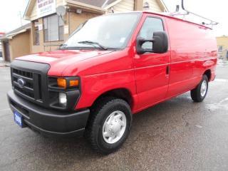 Used 2009 Ford E-250 CARGO 4.6L V8  Rack Divider Shelving 137,000KMs for sale in Etobicoke, ON