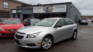 Used 2012 Chevrolet Cruze LS+ w/1SB for sale in Etobicoke, ON