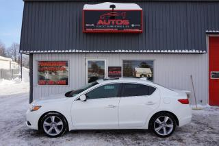 Used 2014 Acura ILX Dynamic for sale in Saint-romuald, QC