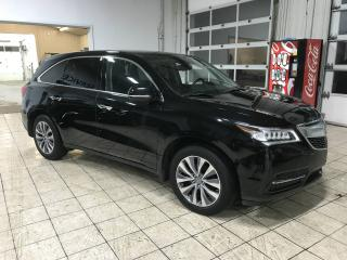 Used 2014 Acura MDX Navi Pck Sh-Awd for sale in Saint-nicolas, QC