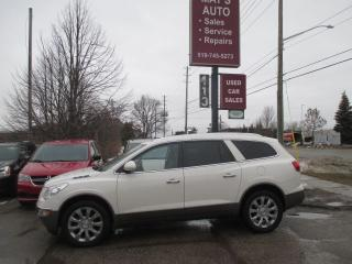 Used 2011 Buick Enclave CXL2 DVD |7 PASSENGER|LEATHER|SUNROOF for sale in Waterloo, ON
