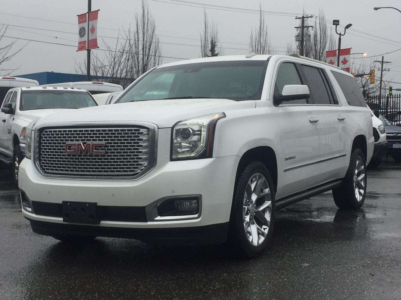used 2017 gmc yukon denali xl denali for sale in langley british columbia. Black Bedroom Furniture Sets. Home Design Ideas
