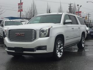 Used 2017 GMC Yukon Denali XL Denali for sale in Langley, BC