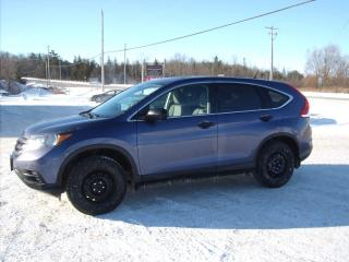 Used 2014 Honda CR-V LX for sale in Fenelon Falls, ON