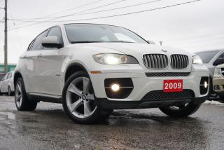 Used 2009 BMW X6 50i, Navi, Cam, Bluetooth for sale in North York, ON