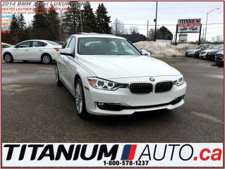 Used 2014 BMW 328i Luxury Line+xDrive+AWD+GPS+Camera & Sensors+Sunroo for sale in London, ON