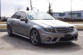 Used 2010 Mercedes-Benz C63 AMG for sale in Concord, ON
