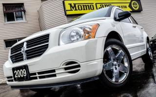 Used 2009 Dodge Caliber SXT! Cruise+Touchscreen! ONLY $112/bi-weekly! for sale in St Catharines, ON