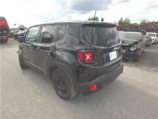 Used 2015 Jeep Renegade Sport for sale in Saint-philibert, QC