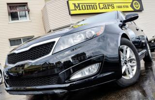Used 2012 Kia Optima LX! Cruise+Bluetooth! ONLY $99/bi-weekly! for sale in St Catharines, ON
